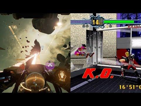 Fighting Vipers смотреть онлайн видео в отличном качестве и