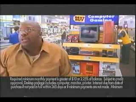 This Best Buy Commercial has aged like fine wine