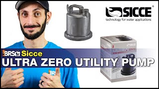 Sicce Ultra Zero Utility Pump: Don't make water changes harder than they have to be!