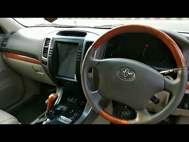 Toyota Prado TZ G 3.4 2002 for Sale in Lahore