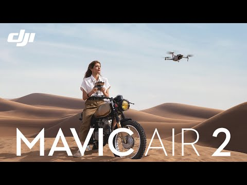 Dji Mavic Air 2 Fly More Combo (4K)