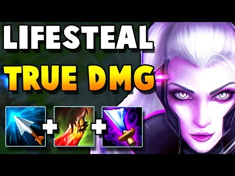 Download VAYNE CAN NOW LIFE STEAL OFF HER TRUE DAMAGE?? SOLO BARON AT 20 MINUTES - Challenger Vayne Jungle HD Mp4 3GP Video and MP3