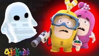 Oddbods Full Episode - Oddbods Full Movie | The Poltergeist | Funny Cartoons For Kids