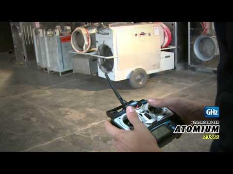 Quadrocopter Atomium RTF Revell 23986