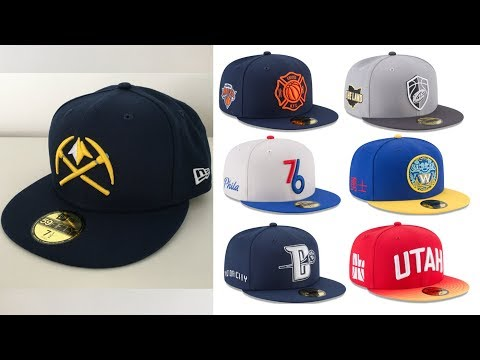 NBA City Series 59Fifty – Cap and Design Review