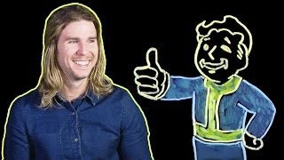 How Powerful Are FALLOUT 4'S Energy Weapons? (Because Science w/ Kyle Hill)