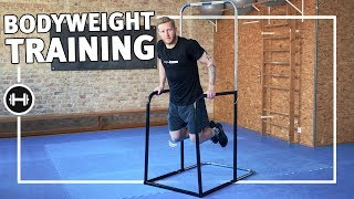 Bodyweight Gym | Training mit Körpergewicht | Fitness & Kraftsport | Sport-Thieme