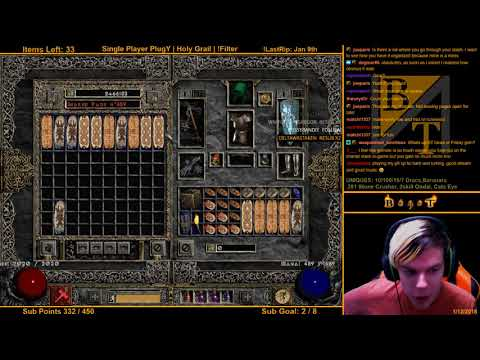 How To Upgrade PlugY for D2SE Tutorial - Diablo II