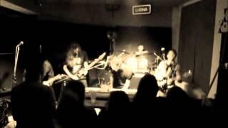 Video Černá Zář - Havraní Zpěv (živě v LUBINĚ)