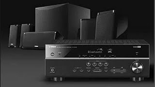 Yamaha YHT-1840 AV Receiver - Set up Dolby Sound Settings for Theatre Feel - Apply these settings