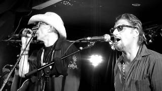 Alabama 3 You Don't Dance To Techno Anymore acoustic live in whelans Dublin