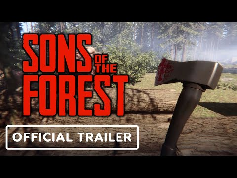 Sons of the Forest - Official Gameplay Trailer
