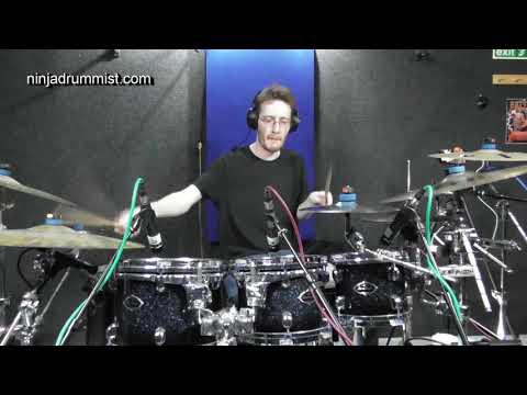 FDT Drumless Gospel Loops 004 (Drum Cover)