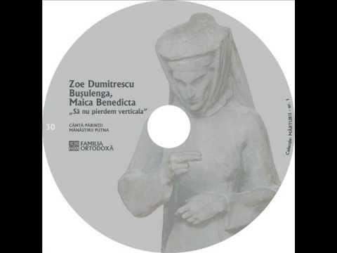 Maica Benedicta (Zoe Dumitrescu Bușulenga) – cuvinte duhovnicești