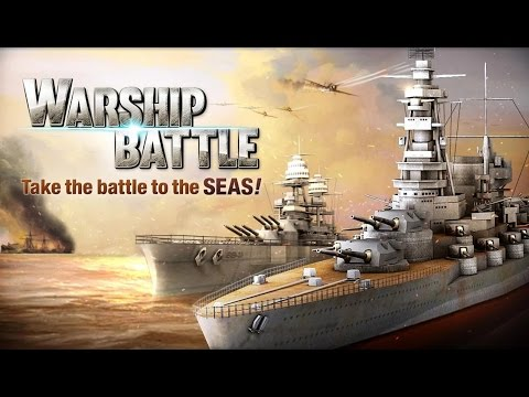 Vidéo WARSHIP BATTLE:3D World War II
