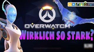 Overwatch: Echo mit den Jungs angezockt