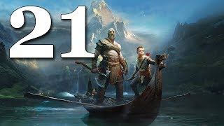 Let's Play God of War (#21) - Confessions & Goodfellas