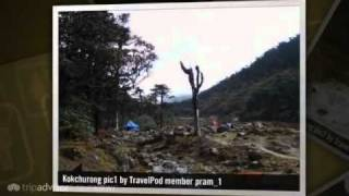 preview picture of video 'GOECHALA pass- A trek through the Sikkim Himalayas Pram_1's photos around Gangtok, India'