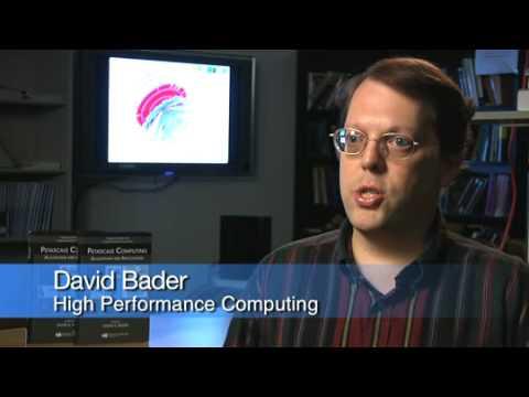 Georgia Tech High Performance Computing: David A. Bader