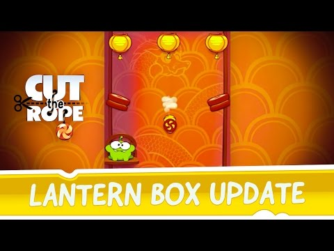 Cut The Rope's Latest Free Update Is Magic