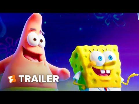 The SpongeBob Movie: Sponge on the Run Trailer #1 (2020) | Movieclips Trailers видео