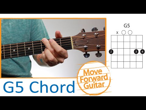 Guitar Chords for Beginners - G5