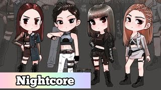 BLACKPINK - Kill This Love (Japanese Version) [Nightcore]