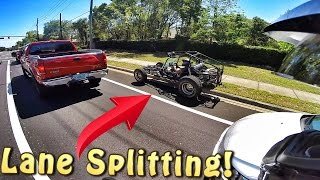 DUNE BUGGY VS THE STREETS!!