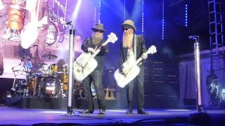 ZZ Top - Legs (Houston 02.04.17) HD