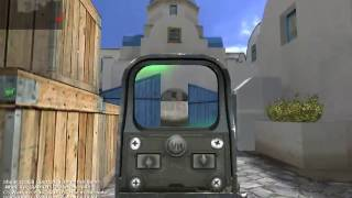 CS Warface Plus : mode C4 map de_santorini