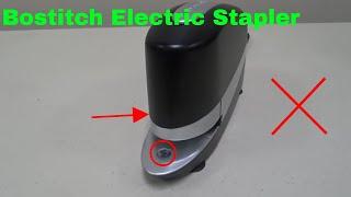 electric desk stapler - Free video search site - Findclip Net