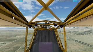 How to Refuel on a Bush Trip (Breckenridge - Yosemite Leg 2) (Microsoft Flight Simulator 2020)