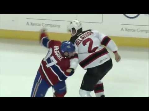 Seth Helgeson vs. Jeremy Gregoire