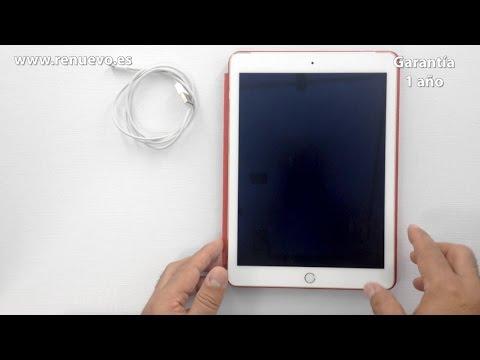Cómo comprobar la batería de un iPad de segunda mano