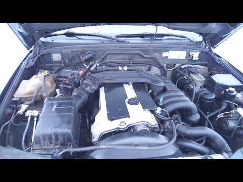 Обзор двигателя, рядная шестёрка Е 32