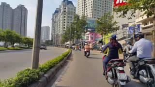 Cầu Sài Gòn, Xa Lộ Biên Hòa,Nguyễn Hữu Cảnh, Sáng Mùng 10, Tết Đinh Dậu