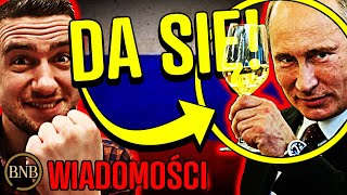 Putin ZAWSTYDZIŁ Europę! Rosja likwiduje WSZYSTKIE PODATKI | WIADOMOŚCI