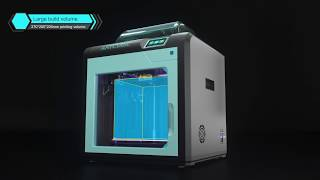Anycubic Launched New 3D Printer 4Max Pro!!!