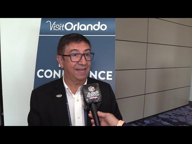 El IPW 2022 se realizará en Orlando - Leo Salazar - Visit Orlando