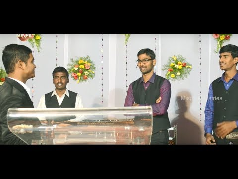 "Sensational telugu christian short film - ""EMMANUEL"" 