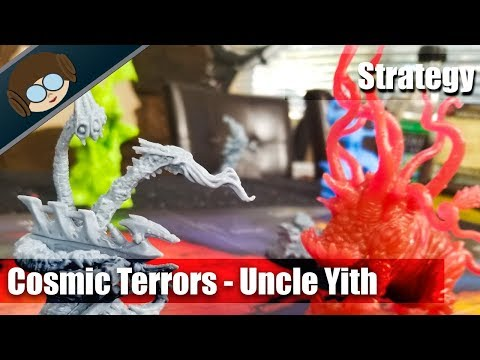 Cosmic Terrors Overview - Part 1 - The Great Race of Yith