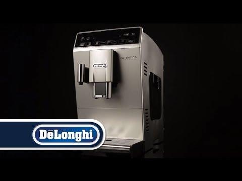 Cafetera superautomática Delonghi Autentica Cappuccino