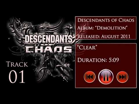 Descendants of Chaos - Demolition - Clear