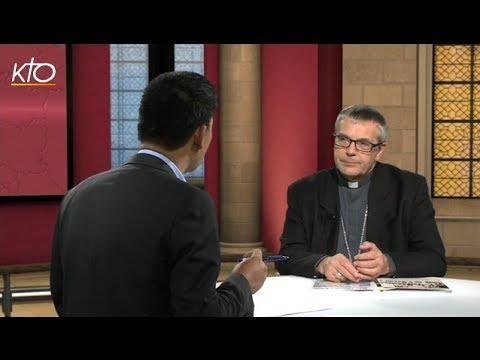Mgr Jean-Luc Brunin - Diocèse du Havre