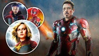8 фильмов MARVEL которые ВЗОРВУТ до 2020 года!