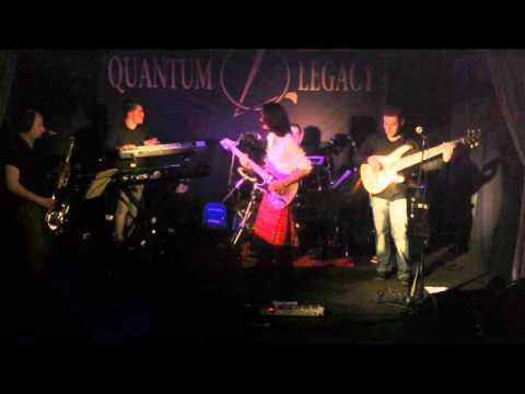 """Quantum Legacy - Live @ """"Teatro Club"""""""