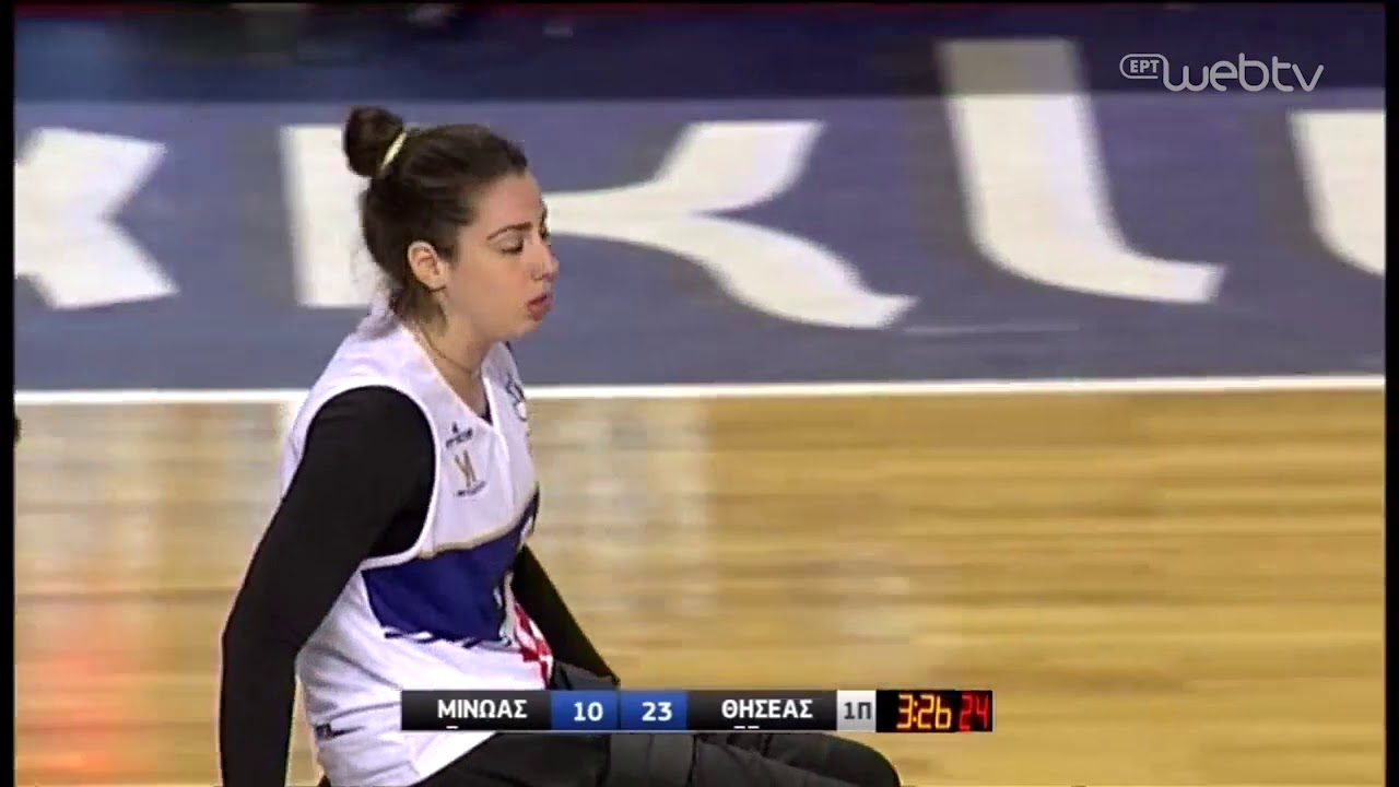 All Star Game | Highlights | Μίνωας – Θησέας 24-45 | 08/02/2020 | ΕΡΤ
