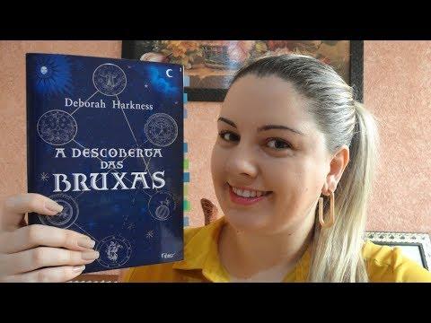 A descoberta das bruxas - Deborah Harkness
