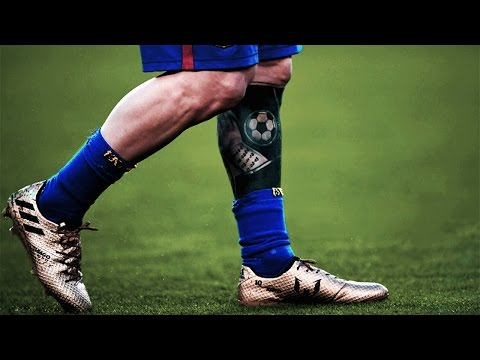 Leo Messi | Dribbling Skills In Slow Motion