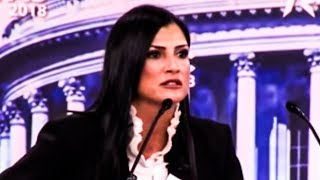 Dopey NRA Spokeswoman Caught In Total LIE After CPAC Speech
